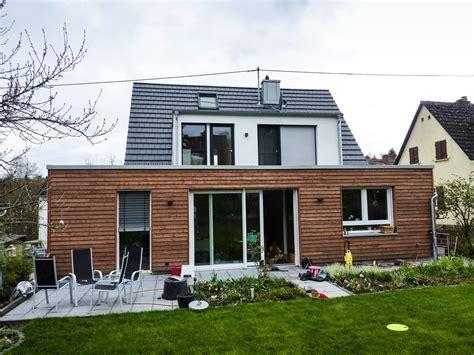 Modernisierung Eines Siedlungshauses In Wiesbaden Anbau