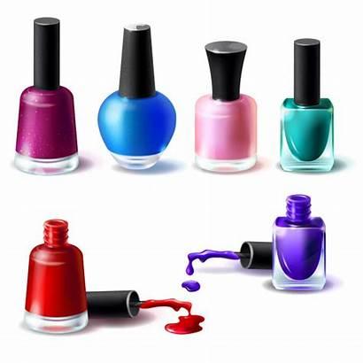 Manicure Vetores Gratis Baixar Esmalte Cores