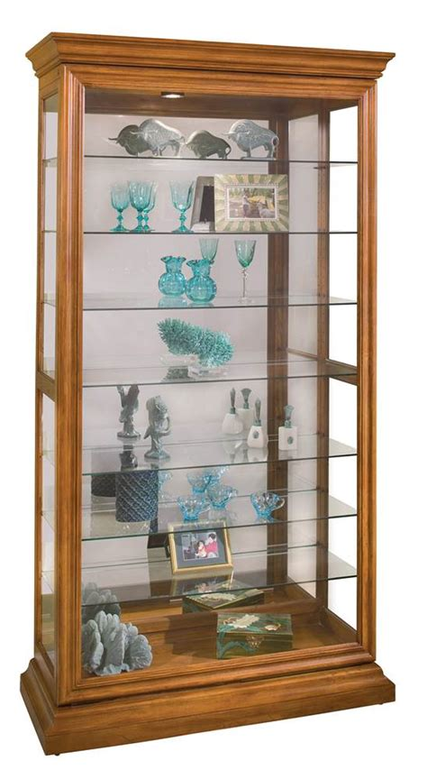Lighted Curio Cabinet Walmart by Color Time Ambience Lighted Curio Display Cabinet