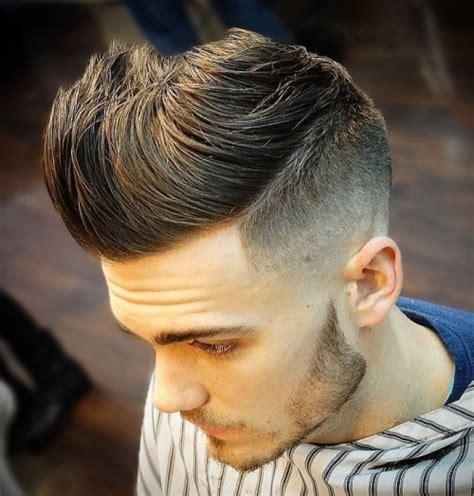 quiff haircuts