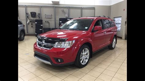 2015 Dodge Journey Reviews by 2015 Dodge Journey R T Review