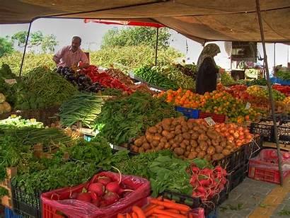 Market Vegetable Vegetables Fruit Commons Fruits Wikimedia