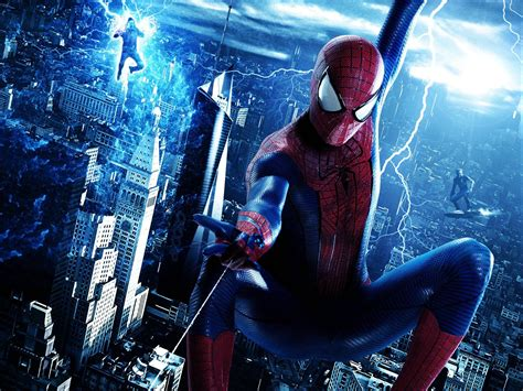 amazing spider man  hd wallpaper movies  tv