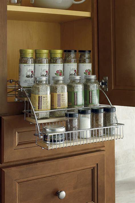 Drop Spice Rack by Thomasville Organization Pull Spice Rack