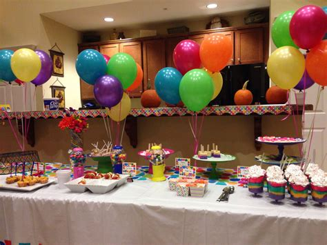 year  birthday party ideas party ideas  kids