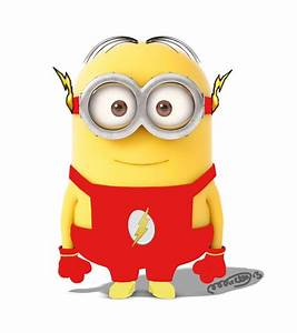 minion flash despicable me dc comics | minions | Pinterest ...