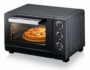 Mini Backofen 20 Liter : 20 liter mini backofen grill umluft pizzastein 1380 watt exido d sseldorf ~ Whattoseeinmadrid.com Haus und Dekorationen