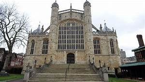 St George's Chapel in Windsor to be venue for Prince Harry ...