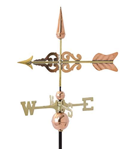 East Coast Cupolas by East Coast Weathervanes And Cupolas 23 Quot Scroll Arrow