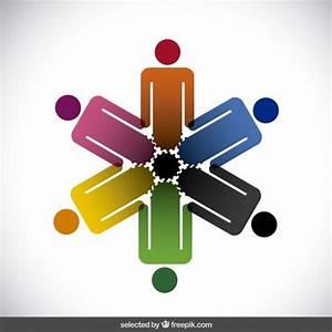 Image Gallery teamwork logo