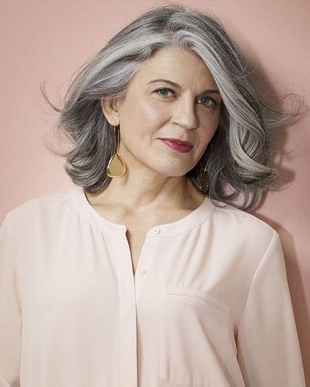 GREY HAIR COLORS FOR WOMEN OVER 50 AGES 2020 HAIR COLOR TIPS