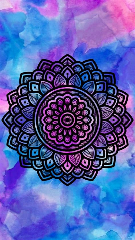mandala mandalas arte fondo zentangleart color dibujo dibujos imagen guay en