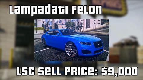 Top 10 Cars To Sell At Los Santos