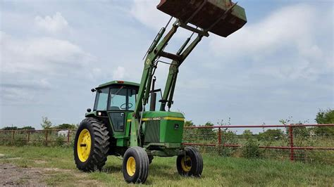 1980 John Deere 4240 Tractor For Sale, 3,741 Hours