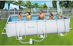 Piscine Hors Sol 4x2 : piscina bestway power steel cm 488x274 h 122 fratelli lepore ~ Melissatoandfro.com Idées de Décoration