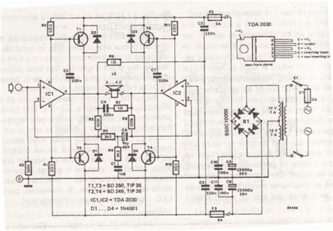 hybrid audio amplifier circuit