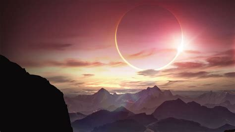 solar eclipse wallpapers hd wallpapers id