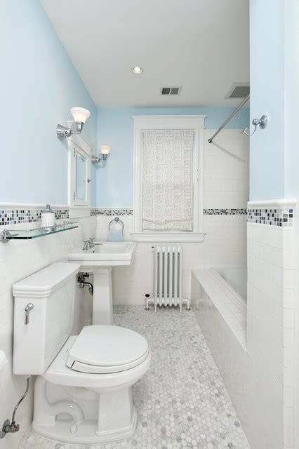 traditional subway tile bathroom traditional bathroom dc metro by four brothers llc