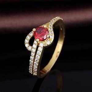 2017 Fancy Ladies Gold Wedding Finger Ring Designs - Buy ...