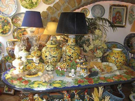 ceramiche santo stefano di camastra piastrelle artigianato a camastra ceramiche typical sicily