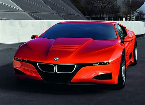 M8  New Supercar From Bmw Extravaganzi