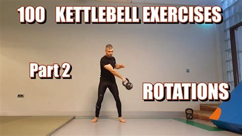 kettlebell exercises rotations