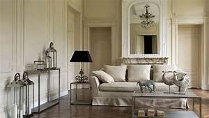Un salon ambiance maison de famille for Decoration salon classique