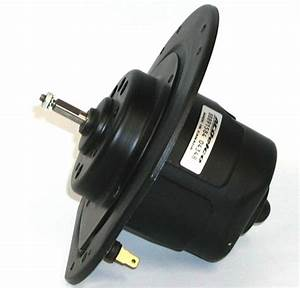 Corvette Motor Blower Heater With Air Conditioning 63 79