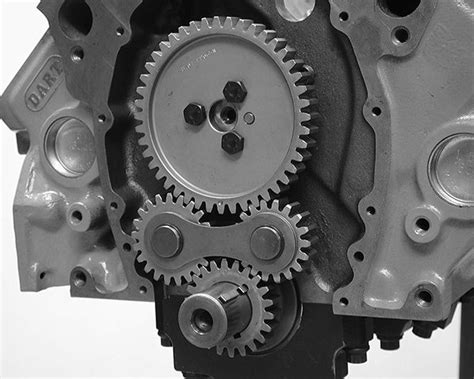 Cam Drives Guide For Small-block Chevys