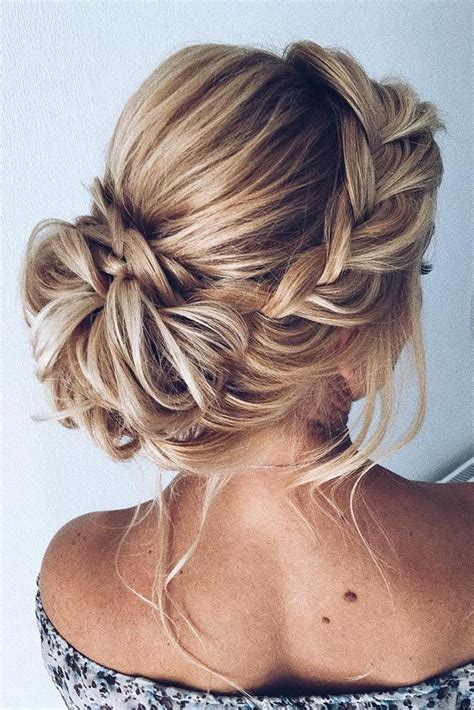 36 chic and easy wedding guest hairstyles bridesmaid