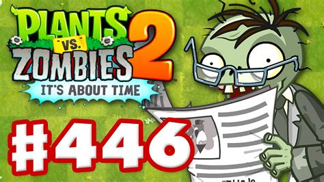 plants vs zombies 2 it s about time gameplay