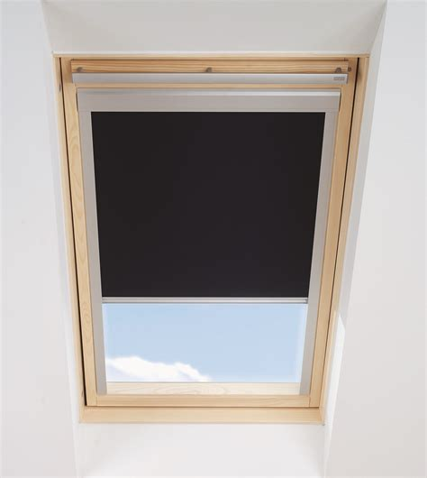 Blackout Window Blinds by Blackout Blinds For Fakro Roof Window Skylight White Blue