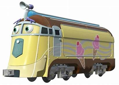 Chuggington Train Characters Doki Thomas Frostini Cartoon