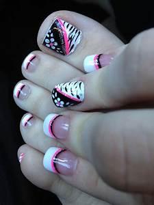 23 easy toenail designs for summer pretty designs