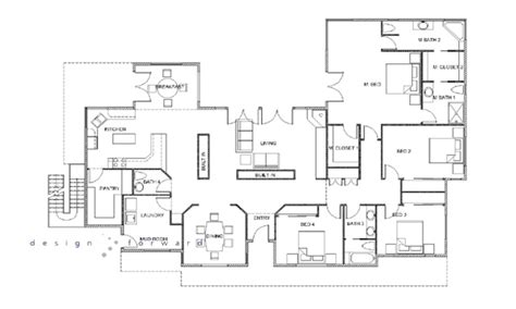 house layout program autocad drawing house floor plan house autocad designs