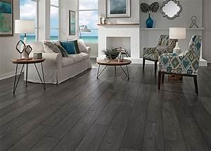 10mm wirebrushed carbon oak dream home lumber liquidators for Premium flooring liquidators