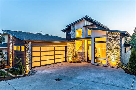 Dramatic Modern House Plan  85191ms Architectural