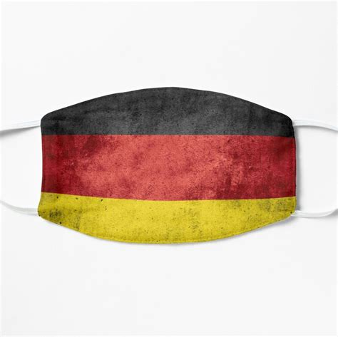 However, the surprise and apprehension for public use of the flag declined after germany won the football world cup in 2014. 'Germany Flag Deutschland Flagge' Mask by michisway in ...