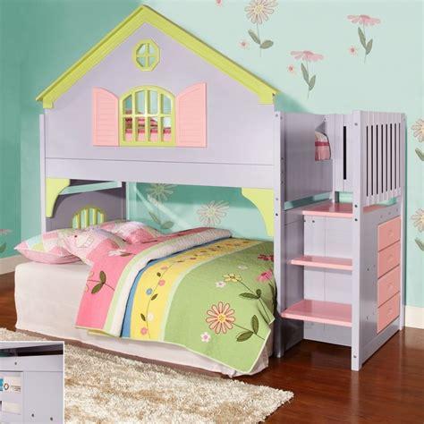 wayfair childrens bedroom sets le lit cabane fille idées en images