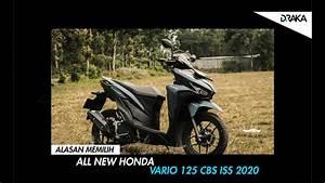 Alasan Memilih Honda Vario 125 Cbs Iss 2020