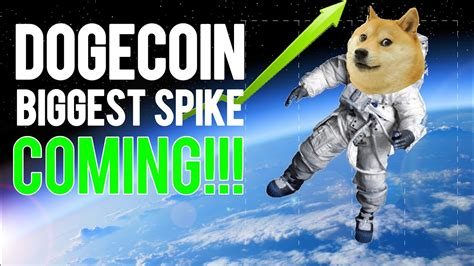 FAST!! Dogecoin BIGGEST SPIKE COMING!! WHALES HAVE SOLD ...