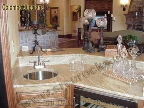Juparana Colombo Granite Countertop by Colombo Juparana Granite Countertop From India