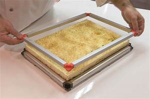 Cadre 40 X 60 : cadre superposable 60 x 40 cm pour kit entremets matfer ~ Melissatoandfro.com Idées de Décoration