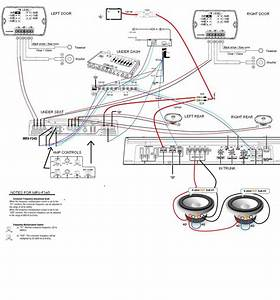 2004 Ford Mustang Mach 460 Wiring Diagram