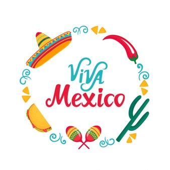 Hand drawn independence day of mexico | Free Vector