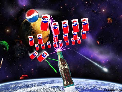 Coke Wins/Pepsi Invaders Labels Art. - Atari 2600 - AtariAge Forums