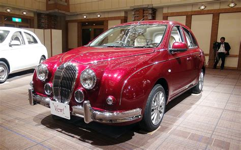 Mitsuoka Viewt Front Three Quarters Photo 7