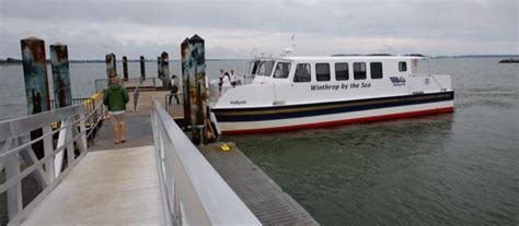 Ferry Boat From Quincy To Boston by Ferry Service To Boston Makes Quincy Debut News