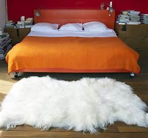 Tapis A Poils Long : la grande peau de mouton vue sur seine ~ Teatrodelosmanantiales.com Idées de Décoration