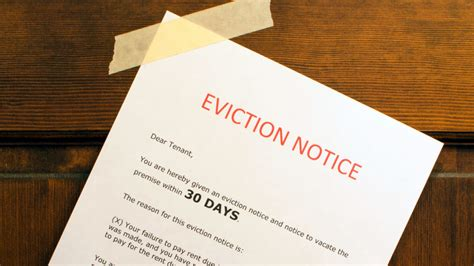 Rent A For A Day by How To Evict A Tenant Legally Realtor 174